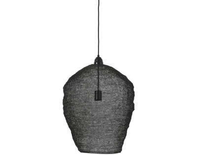 HANGINGLAMP SHINY BLACK 60      - HANGING LAMPS