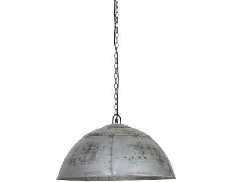 HANGINGLAMP VINTAGE SILVER 60      - HANGING LAMPS