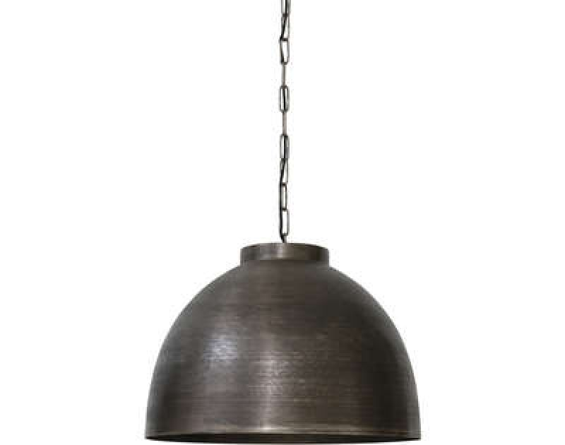 HANGINGLAMP DARK RAW NICKEL 60      - HANGING LAMPS