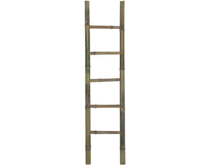 LADDER DECO SAVAS BAMBOO NATURAL