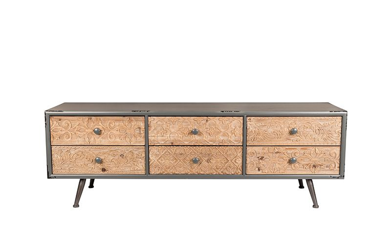 SIDEBOARD MAMA 9W - CABINETS, SHELVES