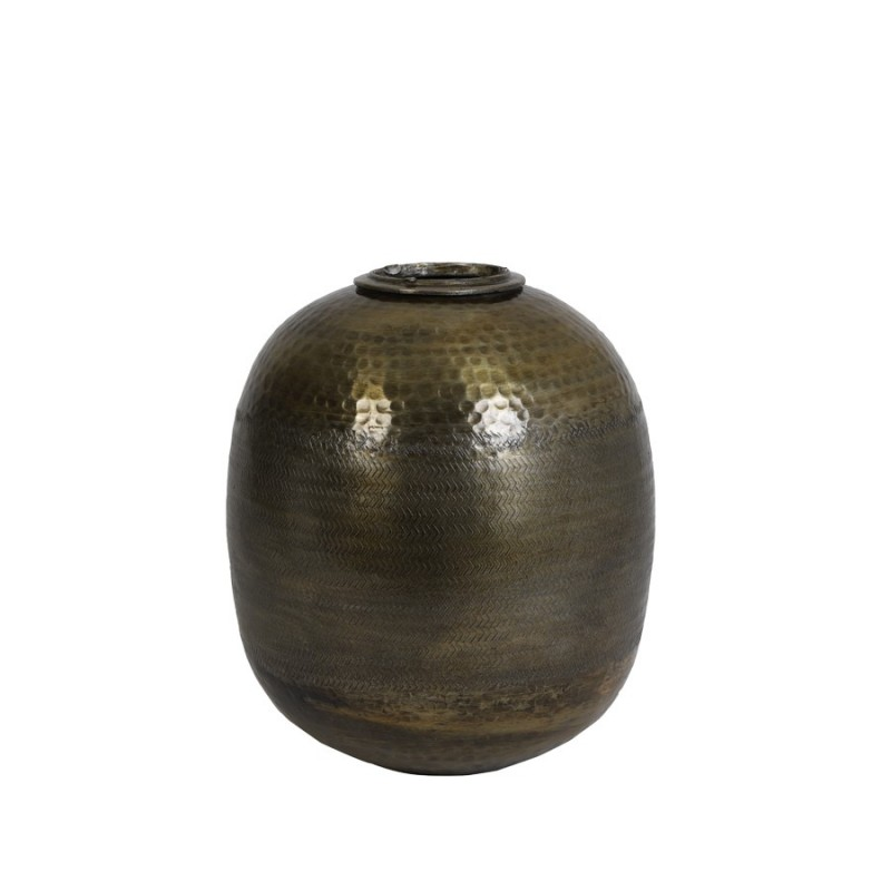 VASE LEZ ANTIQUE BRONZE