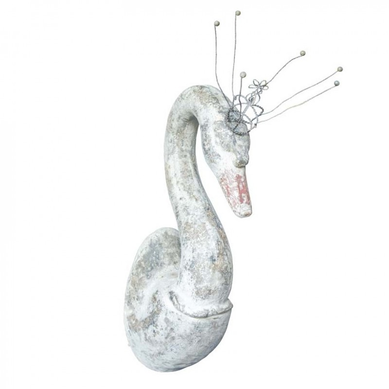 WALL DECO SWAN       - DECOR ITEMS