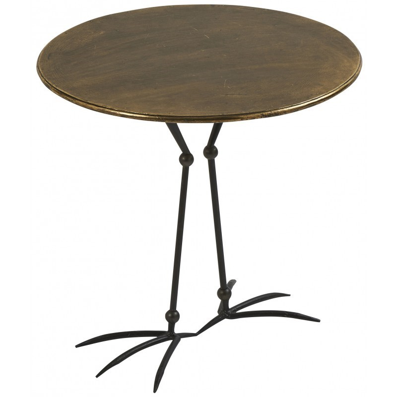 GM9WAT_CAFETABLE BIRD HERO_SIZE DIA45X44_10KG_125EURO     - CAFE, SIDETABLES