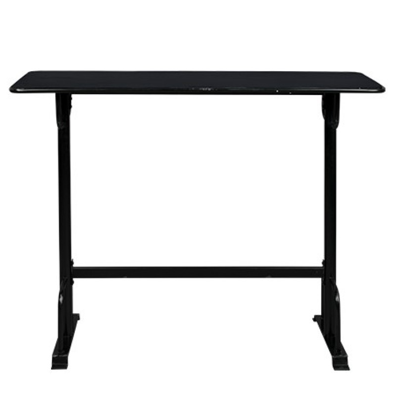 BAR TABLE MAMA 9W BLACK METAL     - CAFE, SIDETABLES