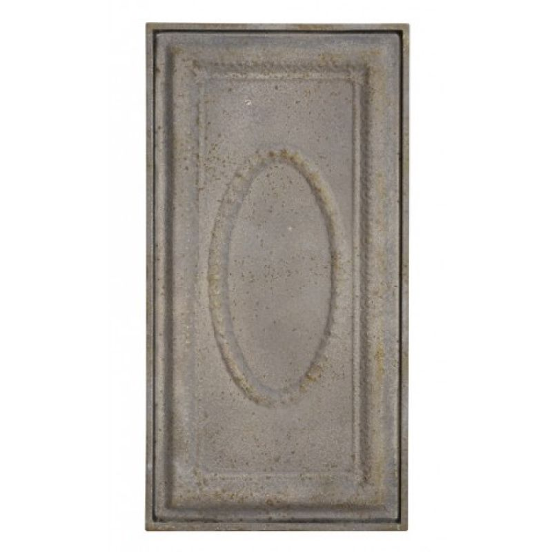 Wall Ornament Bethal Antique Grey - WALL PANEL