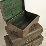 Metal Travel Box