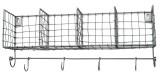 Shelf with hook