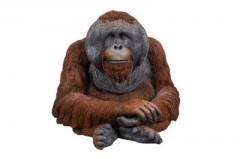 Happy Orangutan     - STATUES