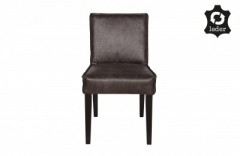 RD DINING CHAIR BLACK    - CHAIRS, STOOLS