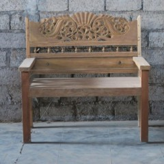 NATUR TEAK BENCH ORIGINAL