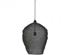 HANGINGLAMP SHINY BLACK 60