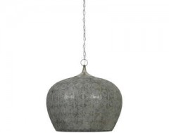 HANGINGLAMP OLD SILVER 60