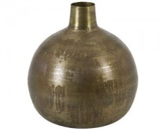 VASE DECO LABU ANTIQUE BRONZE