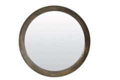 KING MIRROR ANTIQUE SILVER