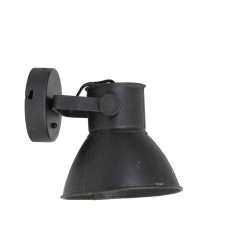 WALL LAMP MATT BLACK 3