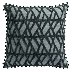 CUSHION GOAMAMA GREY BLACK