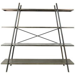 IRON SHELF W
