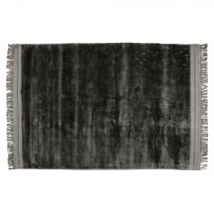 RUG UNI VISCOSE ANTHRACITE