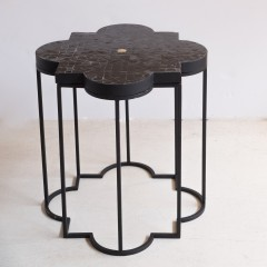 MOSAIC TABLE MAHAL BLACK