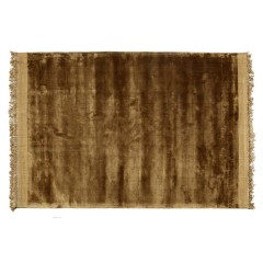 HONEY YELLOW RUG VISCOSE