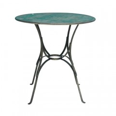 METAL ROUND TABLE