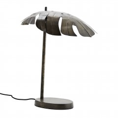IRON TABLE LAMP OXI IRON