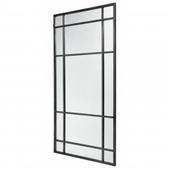LOFT MIRROR IRON BLACK