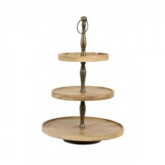 ETAGERE 3 LAYERS