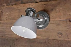 Metal Wall Lamp   - WALL LAMPS