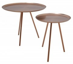 Cafe Table Copper