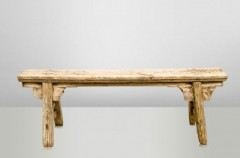 Antique Bench Age 150 years